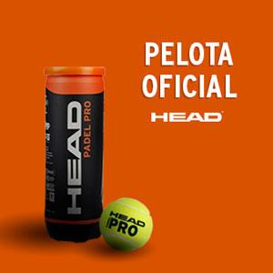 HEAD pelota oficial